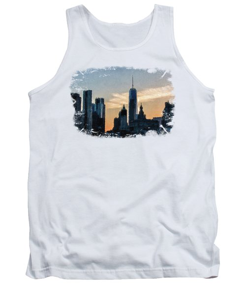 Enter Twilight Tank Top