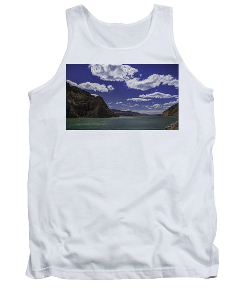 Entering Yellowstone National Park Tank Top