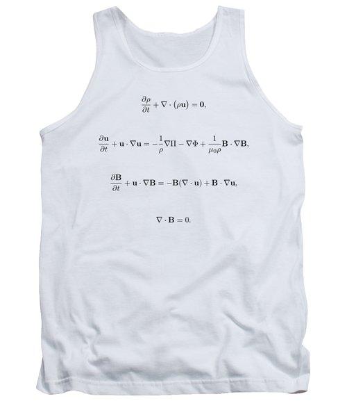 Equation Tank Top