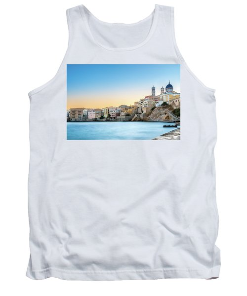 Ermoupoli - Syros / Greece. Tank Top by Stavros Argyropoulos