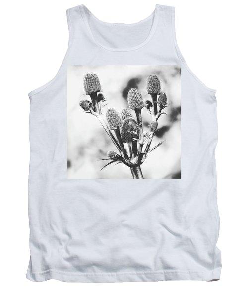 Eryngium #flower #flowers Tank Top