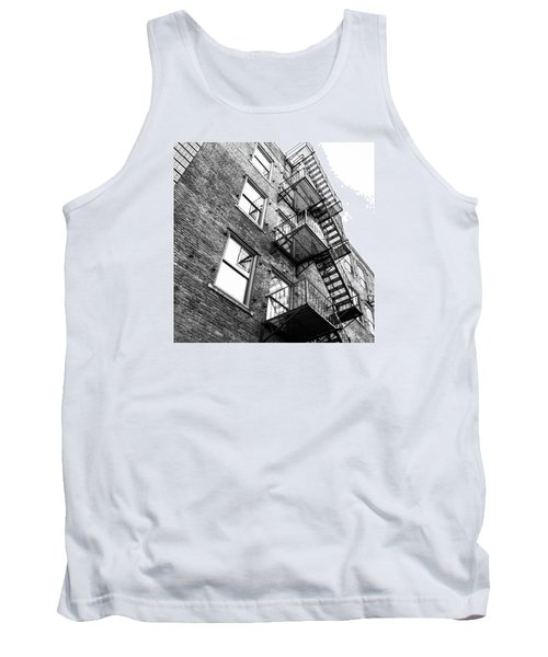 Tank Top featuring the photograph Escape by Wade Brooks
