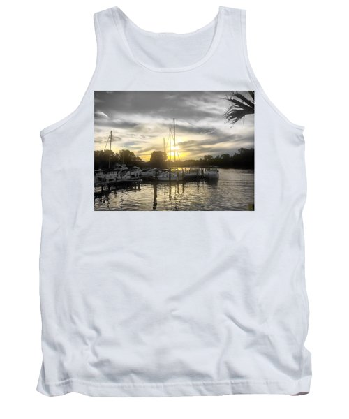 Essex Sunset Tank Top