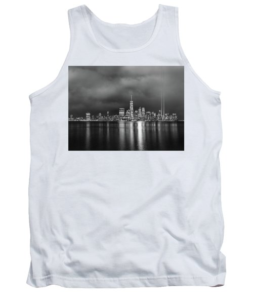 Etched Into The Sky Tank Top
