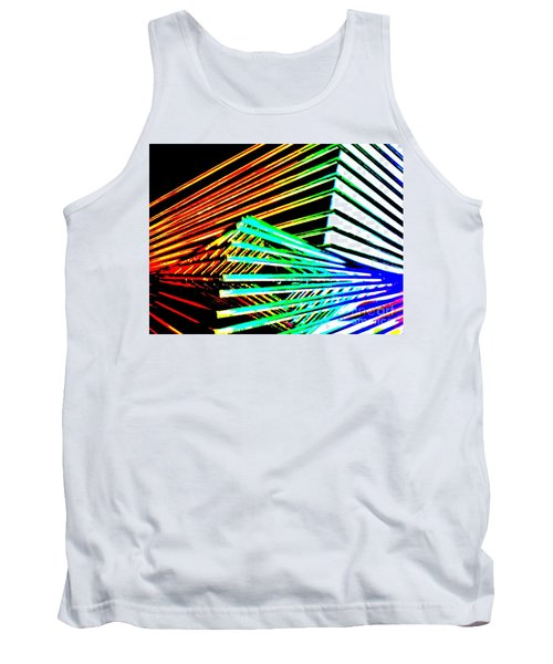 Euclid Of Alexandria Tank Top by Tim Townsend
