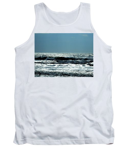 Tank Top featuring the photograph Evening Light by Cathy Harper
