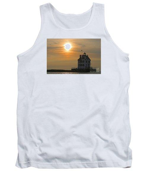 Evening Lighthouse 1 Tank Top