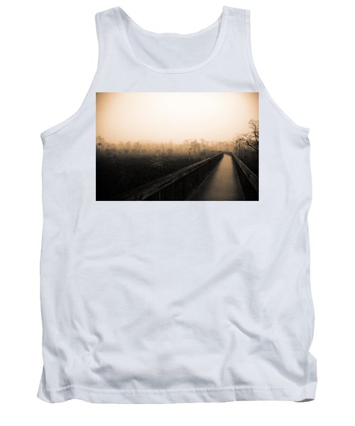 Everglades Boardwalk Tank Top