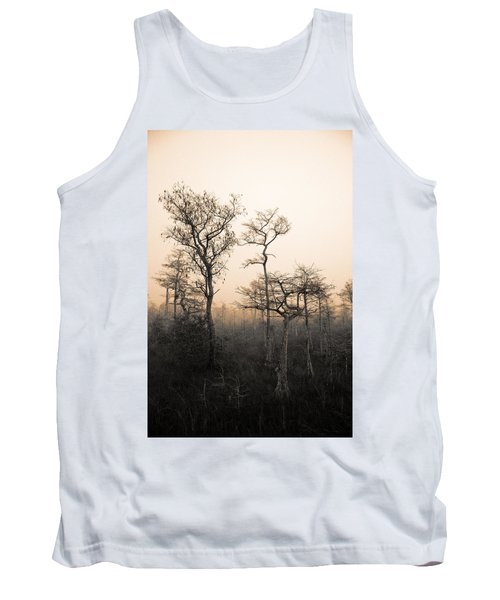 Everglades Cypress Stand Tank Top