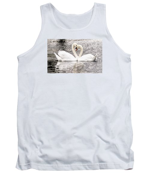 Tank Top featuring the photograph Everlasting Love by Cathy Donohoue
