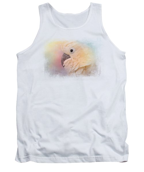 Every Day Is Colorful Tank Top by Jai Johnson
