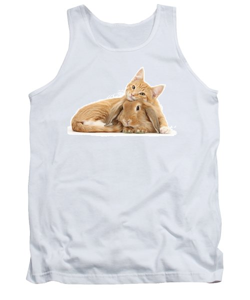 Everybody Needs A Bunny For A Pillow Tank Top