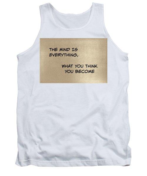 Everything Tank Top