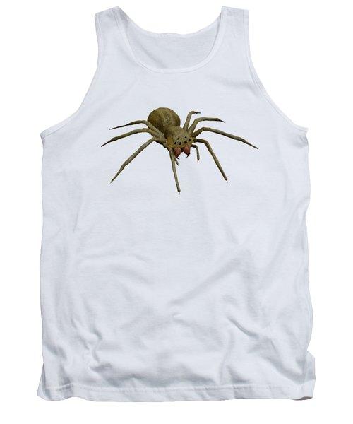 Evil Spider Tank Top