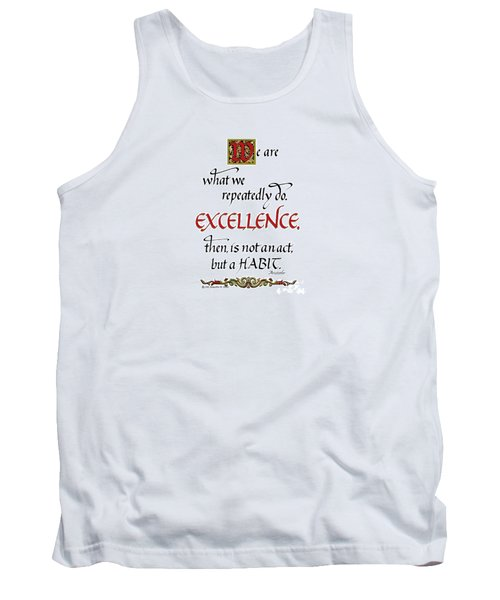 Excellence Tank Top