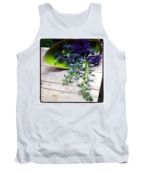 Tank Top featuring the photograph Excellent Customer Service. #flowers by Mr Photojimsf