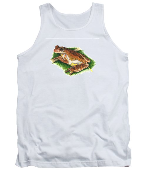 Executioner Treefrog Tank Top by Cindy Hitchcock