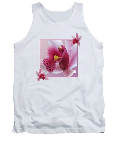 Exotic Temptation Tank Top by Gill Billington