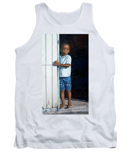 Expectations Tank Top