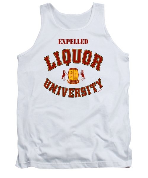 Expelled Tank Top