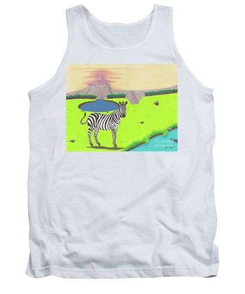 Eye See You Tank Top