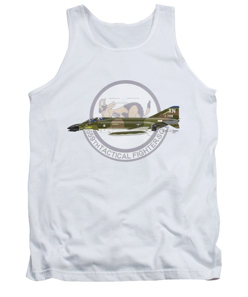 F-4d Phantom 559tfs Tank Top