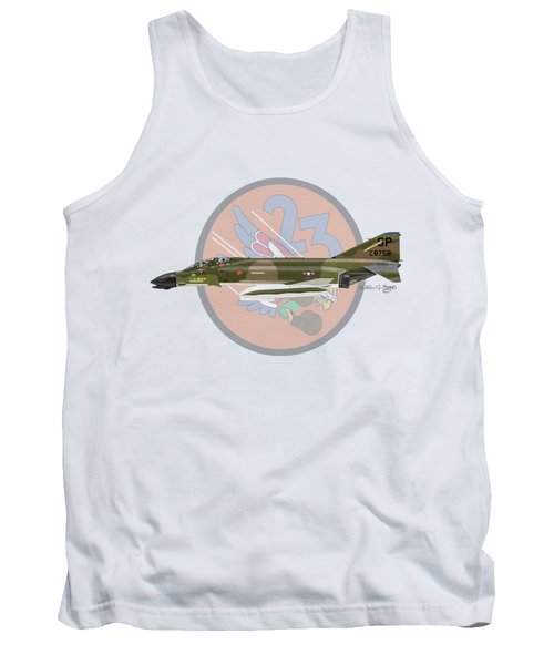 F-4d Phantom Tank Top