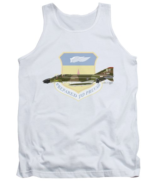 F-4d Phantom Bitburg Tank Top