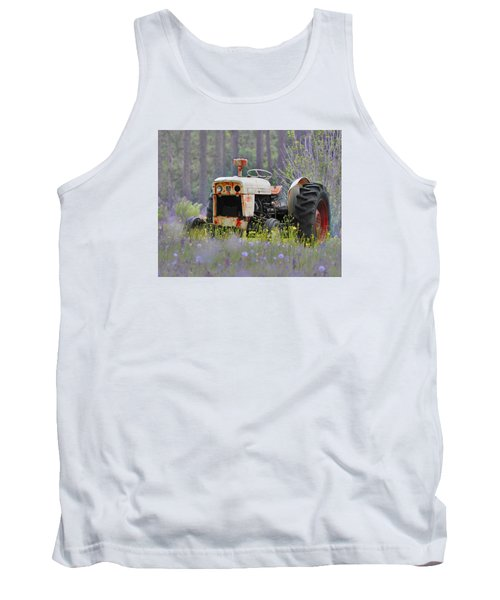 Fading Fast Tank Top by Laura Ragland