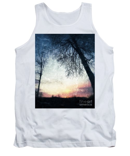 Fading Sunset Tank Top