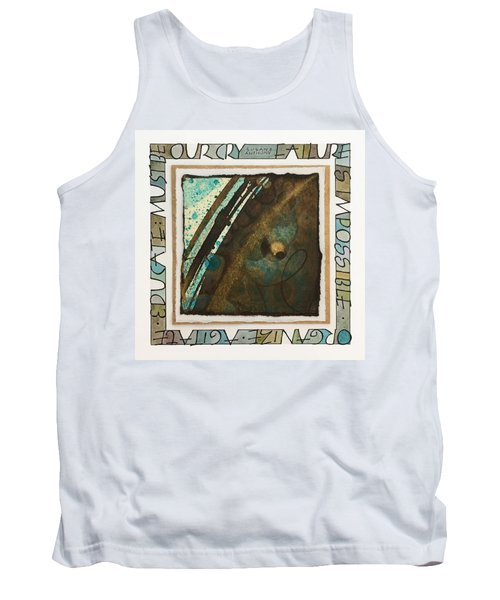 Failure Is Impossible Tank Top
