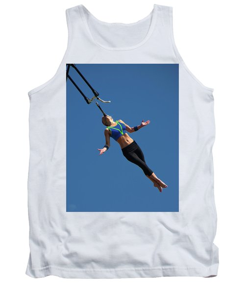 Fair Stunt Tank Top by Mike Martin