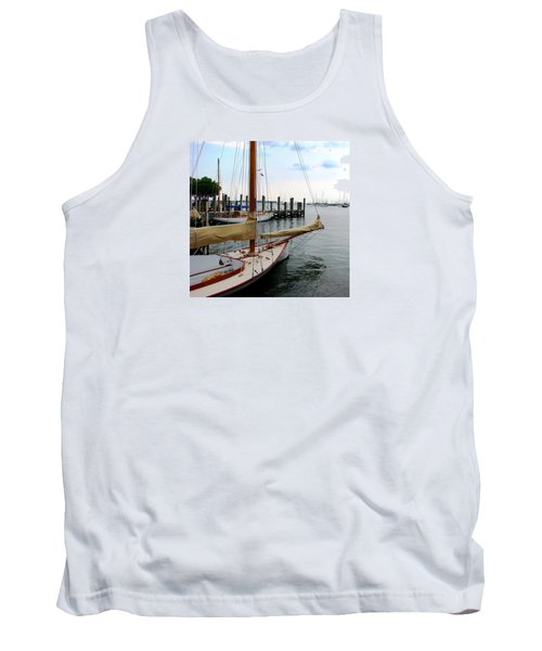 Fair Weather Annapolis  Tank Top