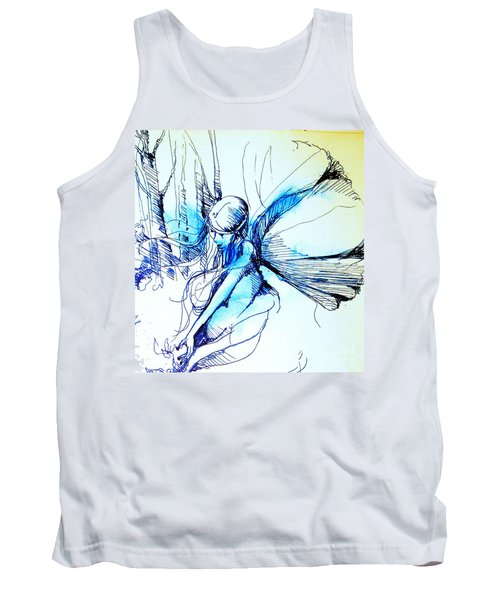Fairy Doodles Tank Top