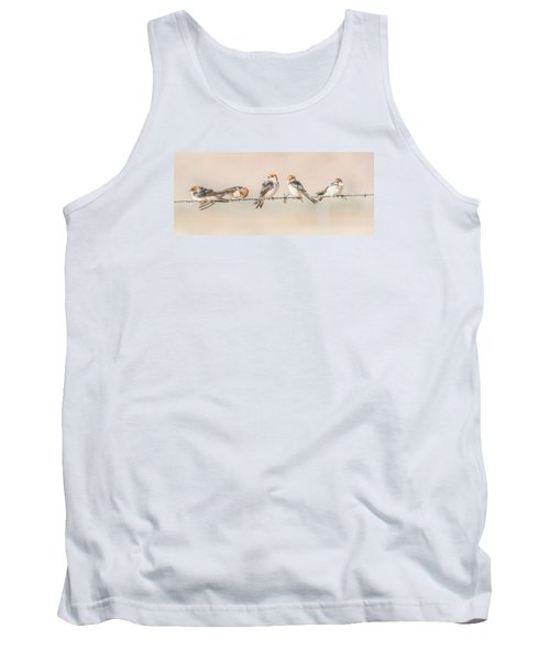 Fairy Martins Tank Top