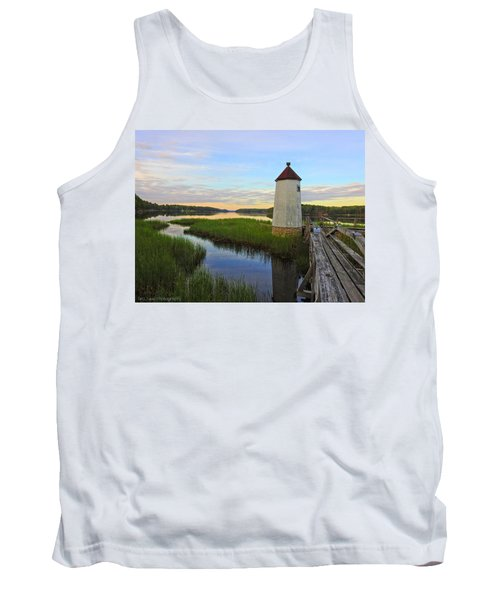 Fairy Tale On The River Tank Top