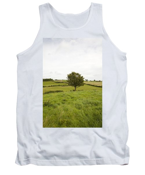 Fairy Tree In Ireland Tank Top