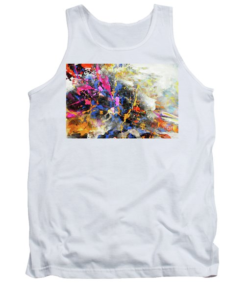 Faith Remains Tank Top