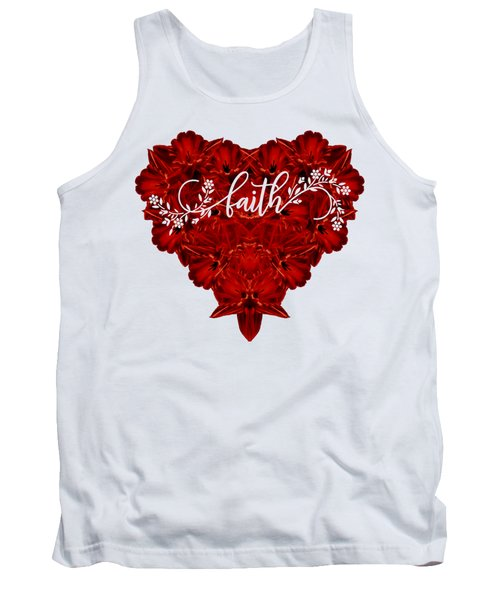 Faith Tee Tank Top