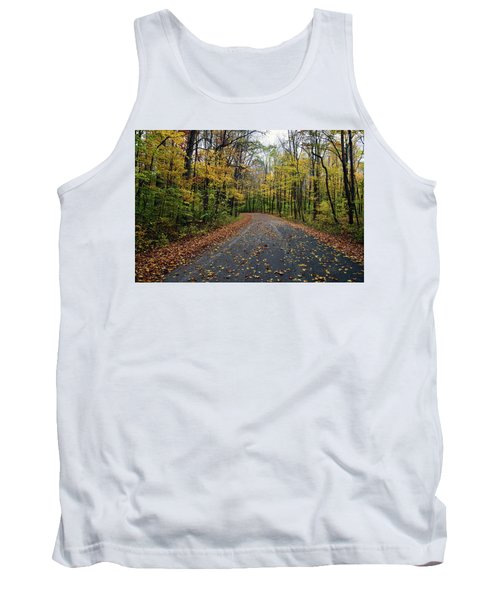 Fall Color Series 2016 Tank Top by Joanne Coyle
