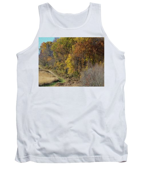Fall Colors As Oil Tank Top