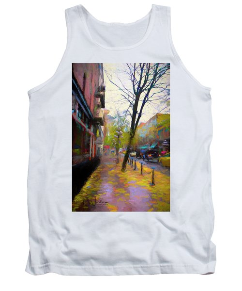 Fall Days Tank Top