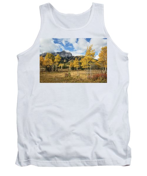 Fall In Kananaskis Tank Top