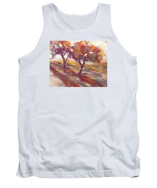 Fall Light Tank Top