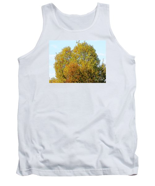 Fall Tree Tank Top