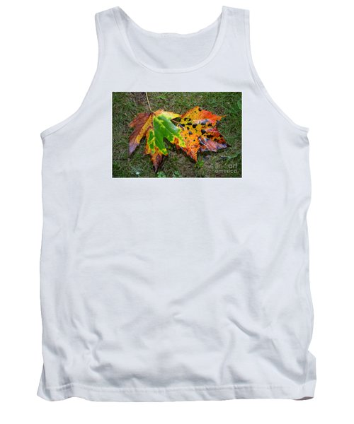 Falling For You Tank Top