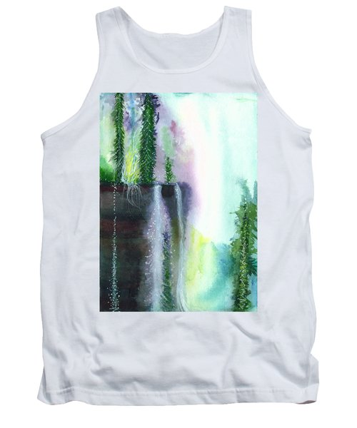 Falling Waters 1 Tank Top