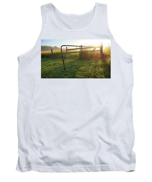 Farm Gate Tank Top