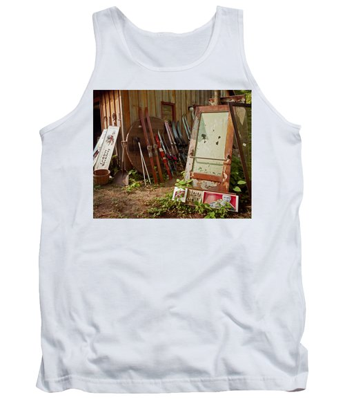 Farmhouse Antiques Tank Top