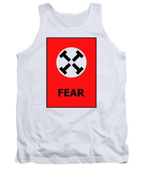 Fear Tank Top